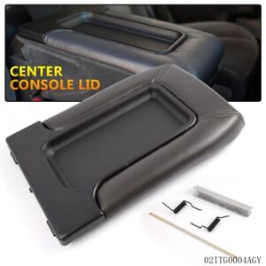 Center Console For 99 07 Chevy Silverado Oem Gm Part 19127364 Lid Armrest Latch