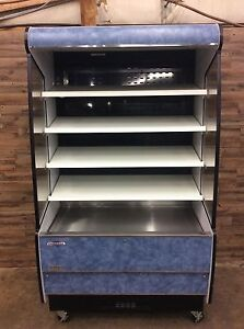 2006 Federal Rssm 478sc 47 Vertical Open Air Cooler 120 208 240v 1ph