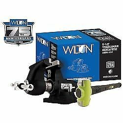 New Wilton 63200a Special Edition 1755 Wise With 20412 Sledge Hammer