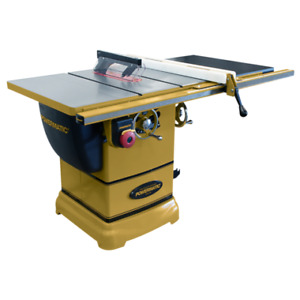 New Powermatic 1791000k Pm1000 1 3 4 Hp 1ph Table Saw W 30 Accu fence System