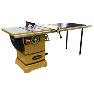 New Powermatic 1791001k Pm1000 Table Saw 1 3 4 Hp 1ph W 52 Accu fence System