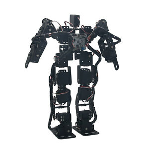 17dof Biped Robotic Educational Robot Humanoid Robot Kit Educational Diy Toy