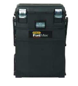 Tool Box Chest Mobile Work Station Storage Portable Rolling Organizer Cart Black