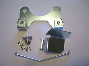 1963 1968 Impala Back Up Light Switch Mounting Bracket Kit Muncie 4spd Chevelle