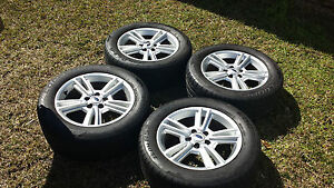 17 Ford Mustang Factory Oem Wheels Tires Rims 2009 2010 2011 2012 2013 2014