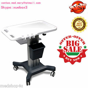 Contec Trolley Mobile Medical Cart For Desktop laptop Ultrasound Scanner