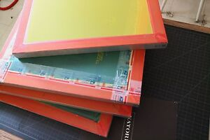 Print Screen Silk Screen Printing Press Screens 20 X 24