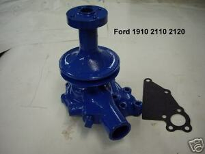 Ford Tractor Shibaura Engine Waterpump Cl45
