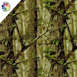 Hydrographics Film Real Timber Trail Camo 39 X 39