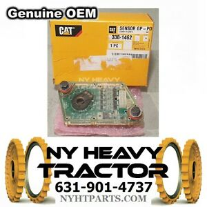 One Genuine Oem 338 1462 Sensor Gp Position Caterpillar Cat 3381462 740 789d 735