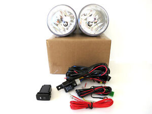 05 11 Tacoma Fog Light Lamp Clear Switch Wire Kit