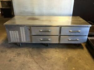 Victory Grs 2 s7 Refrigerated Chef Base