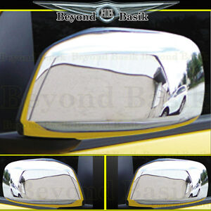 Fits 2005 2012 Nissan Pathfinder 2005 2019 Frontier Chrome Mirror Covers Trims