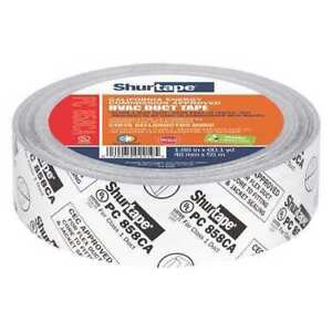 Lot Of 3 New Shurtape Pc 858 Ca Hvac Tape 1 88 x60 1yd Each