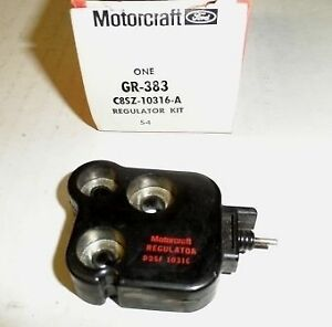 Nos 1968 1969 1970 Ford Lincoln Voltage Regulator On Alternator