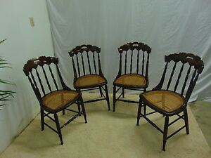 Antique Rosewood Dining Chairs Or Side Chairs