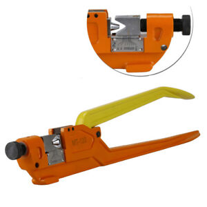 Dieless Indent Lug Crimper Tool Electrical Battery Terminal Cable Wire Cutter