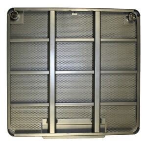 Steel W screen Front Grill International 384 385 484 485 584 585 684 784 884