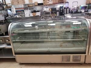 Used Bcd 77sc Marc Refrigerated Bakery Display Case Includes Free Shipping