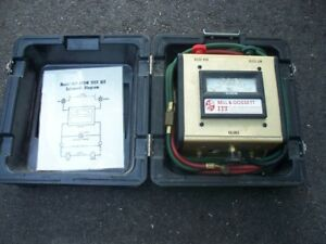 Bell Gossett Model 831 Hydronic Flow Test Kit