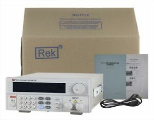 Programmable Hi accuracy Dc Electronic Load 0 150v 300w Power Rk8512 110 220v A