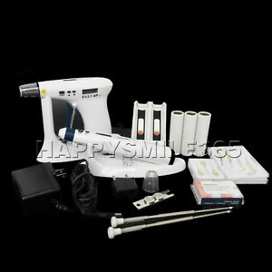 Dental Denjoy Endodontic Obturation Endo System Gun Pen Gutta Percha Bar Tips