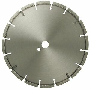 Mk Diamond 133595 Mk 705w 14 inch Wet Cutting Segmented Diamond Saw Blade