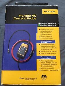 Fluke Flexible Ac Current Probe