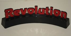 Revolution Eyewear Display Sign Excellent Condition