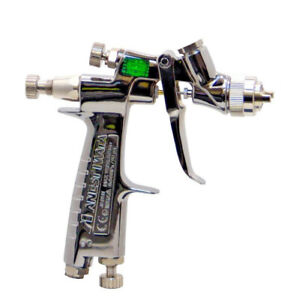 Anest Iwata Lph 80 084g 0 8mm Gravity Spray Gun No Cup Center Cup Guns Lph80
