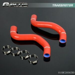 For Toyota 4runner Upper 16571 62070 Lower 16572 62090 Silicone Radiator Hose
