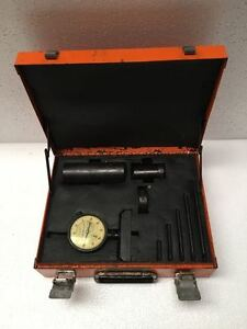 Caterpillar Service Tool Kit With Dial Indicator Accessories free Shipping