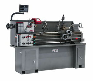 New Jet 321102 Ghb 1340a Lathe W Acurite Dro