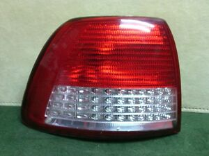 2000 2001 Cadillac Catera Lh Driver Side Tail Light Nice Used Oem