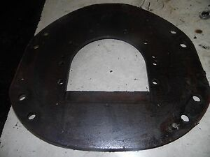 Farmall 400 Tractor Rear Engine Plate