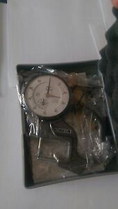Mitutoyo 7360 Dial Thickness Gage Tube Thickness Anvil 0 10mm Range