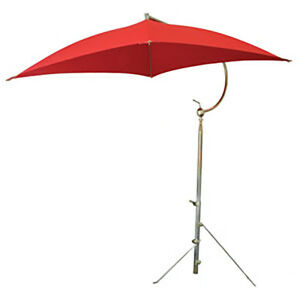Tu56r Universal Tractor Red Deluxe Complete Umbrella Set For Farmall Case Ih