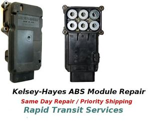 Ford F 150 F 250 Expedition Navigator Kelsey Hayes Abs Control Module Repair