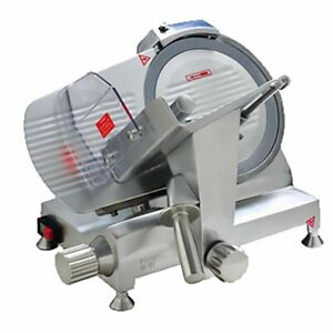 Alpha 351lms118 Commercial Meat Slicer 12 Blade
