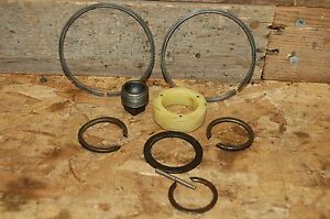 Ford T18 Manual Transmission 1965 1966 Truck Bronco Small Parts Lot