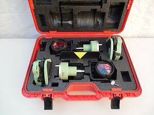 Leica Prism Set System For Leica Total Station Surveying 1