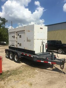 320kw Multiquip Dca400 Portable Diesel Generator Tier 3 Lb Tested