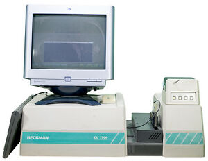 Beckman Du 7500 Spectrophotometer Tested working 90day Warranty Available