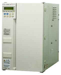 Shimadzu Cto 10ac Vp Column Oven Tested working 90day Warranty Available