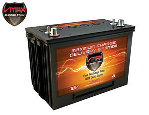 Vmax Xtr27 110 12 Volts 110ah Deep Cycle Xtreme Agm Battery For Pv Solar Panel