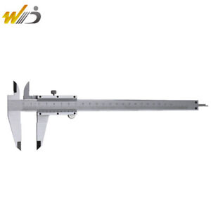 Vernier Calipers 300 Mm Micrometro Measuring Gauge Stainless Steel Caliper Ruler