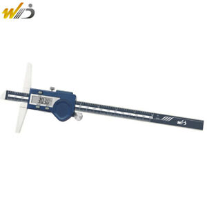 8 Stainless Steel Electronic Digital Vernier Caliper Depth Vernier Caliper