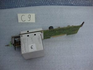 Hp 8640 Rf Signal Generator Variable Frequency Modulation Oscillator Part