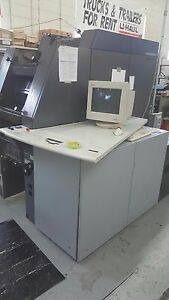 Heidelberg Qm Di 46 2002 Refurbished By Presstek Technician 7 Mouth Ago