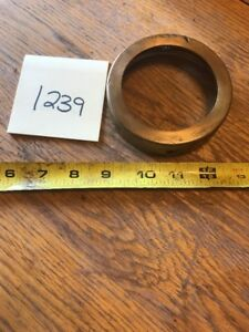 Hendey 12 Lathe Front Spindle Bearing Collar 34